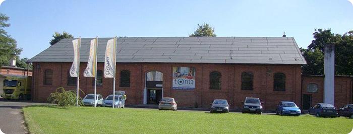 siedziba firmy toma świdnica